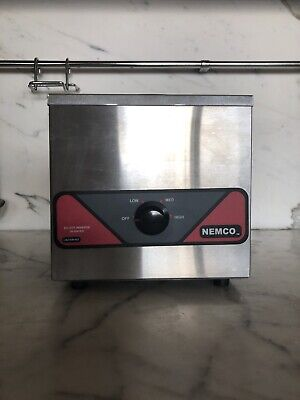 Nemco 6110a 4qt Counter Top Round Cooker Warmer