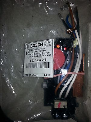 Bosch 11264 11265 Electric Hammer Speed Control Governor 1 617 233 048