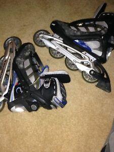 Rollerblades (Size 8) Brand New !