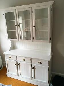 Colonial style kitchen buffet and hutch Wollstonecraft North Sydney Area Preview