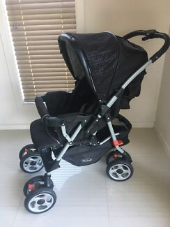 Steelcraft acclaim stroller