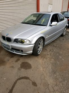 WRECKING* BMW E46 coupe coupe 323i 1999 Tuggerah Wyong Area Preview