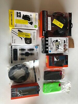 Consumer Electronics Wholesale Lot Untested As Is Reseller Inventory Lot #102