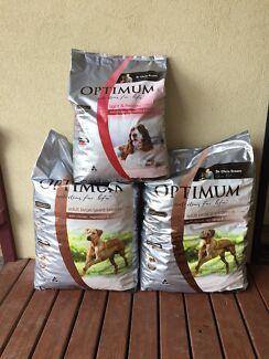Wanted: OPTIMUM   Dry Dog Food