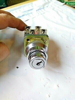 Teknic S11 S11 Keyed Actuator Keyed Switch No Key Rqans2
