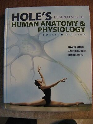 Hole's Essentials of Human Anatomy and Physiology by Jackie L. Butler, Ricki...