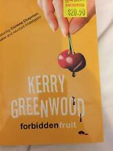 Forbidden Fruit by Kerry Greenwood Clayfield Brisbane North East Preview
