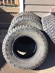 Haida tires like new