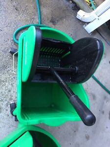 New Double Chamber Eco Lab Mop Buckets