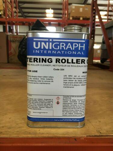 Unigraph Metering Roller Cleaner 1qt.