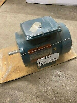 Reliance P56h5424n 12hp 1140rmp 208230460v 3phase New Free Shipping