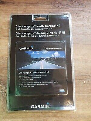 Garmin MapSource City Navigator North America NT DVD 2009
