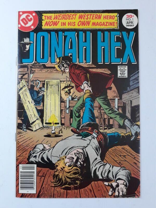 Jonah Hex #1  1977  see description