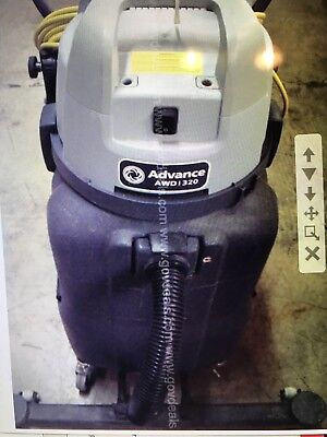 Wetdry Vacuum Advance 320 20 Gallons
