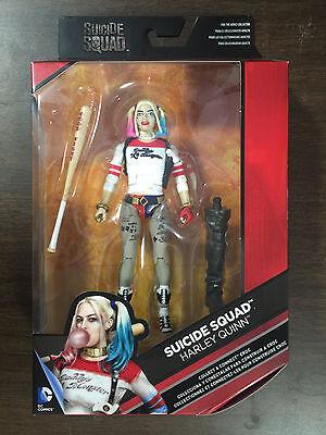 Harley Quinn Suicide Squad Multiverse Figure w/ Baseball Bat NIB (In-Hand!)