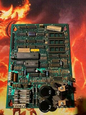 WPC A-12738 Sound Board for 90s Williams/Bally Pinball Machines