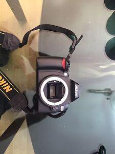 Nikon D40x Digital Camera used