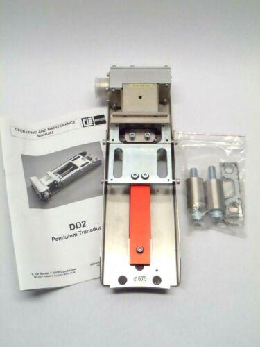 CIS Amrein DD2A-FRB Pendulum Transducer 132 957