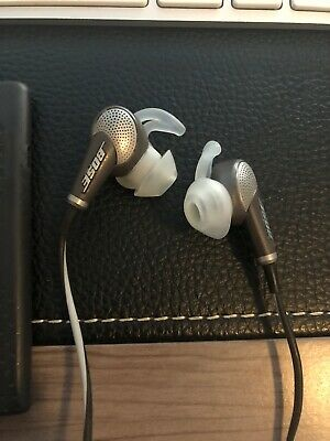 Bose QC20 Quiet Comfort Acoustic Noise Cancelling Earbuds