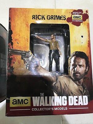 Walking Dead Eaglemoss Magazine Figure Negan Hershel Rick Daryl New In Dmg Pkg
