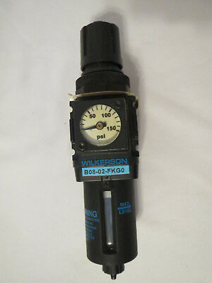 Wilkerson B08-02-fkg0 Filterregulator