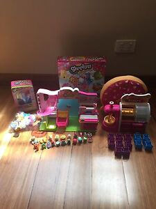 shopkins bumble all in great condition Blackwood Mitcham Area Preview