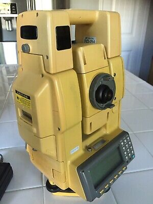 Topcon Gpt-8205a Electric Total Station