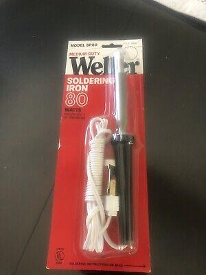 Weller Soldering Iron 80