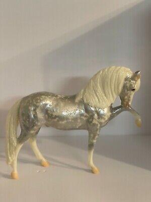 "Breyer 1999 ""Grane"" Silver Filigree Legionario Mold"