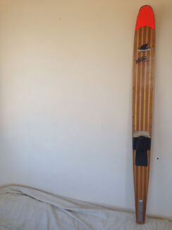 Vintage Custom Race Ski @ a bargain $35