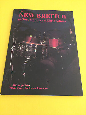 The New Breed II, Gary Chester and Chris Adams