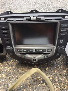 Accord euro cl9 satnav DVD unit Cranbourne North Casey Area Preview