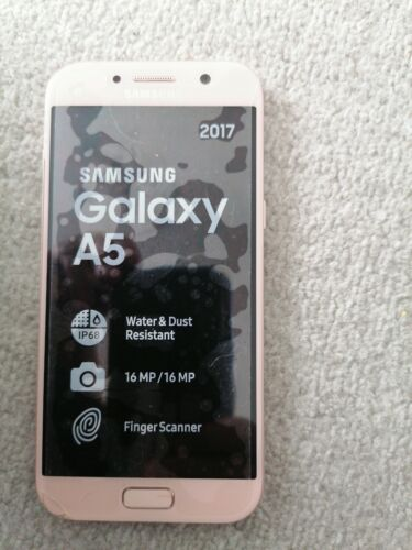 Android Phone - Samsung Galaxy A5 2017 mobile phone unlocked