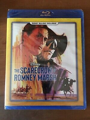 The Scarecrow of Romney Marsh Disney (Blu-ray) Disney Movie Club Exclusive - New
