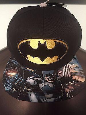 BATMAN SUPERMAN Justice League SUICIDE SQUAD The JOKER movie Book Men's HAT Cap - Joker Hat