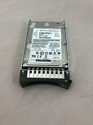 "IBM 90Y8878 IBM 300GB 10K 6Gbps 2.5"" SAS HS HDD 90Y8877 90Y8881 segunda mano  Embacar hacia Spain"