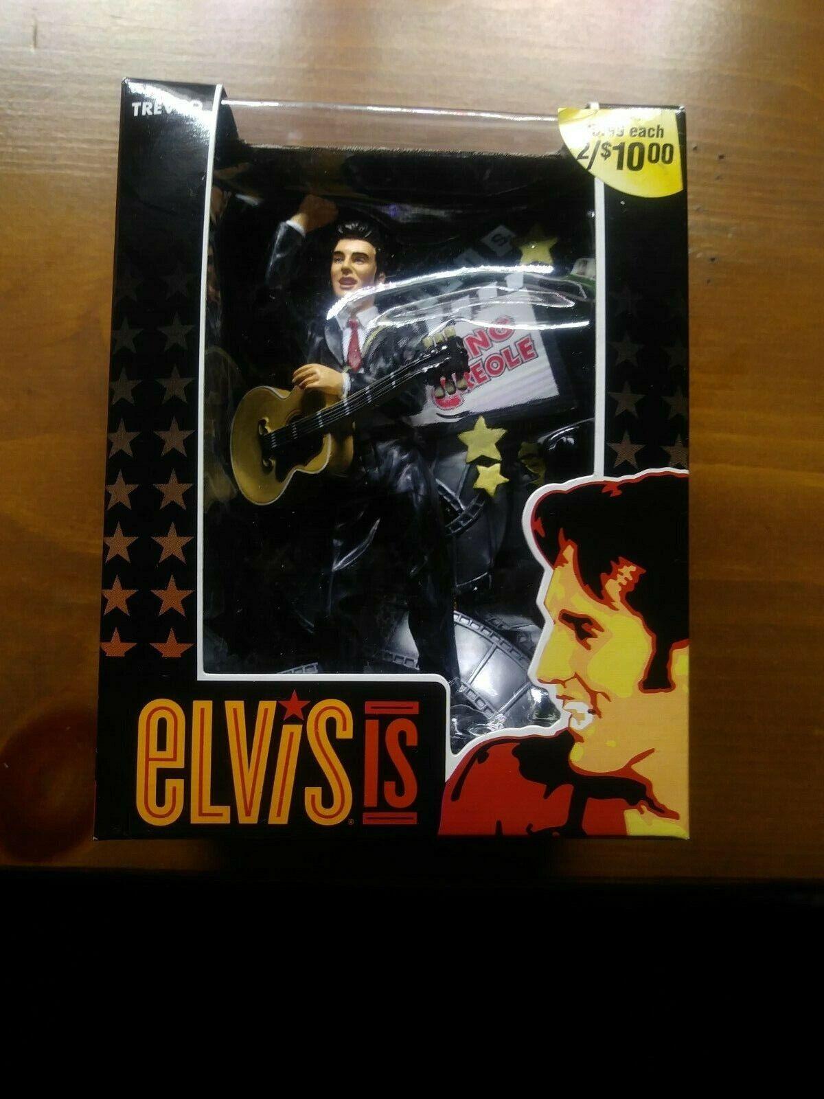 2006 Trevco Elvis Presley Ornament King Creole NIB - $0.99