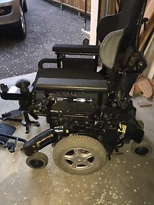 Invacare Storm TDX5 Electric Wheelchair