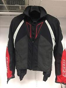 Dainese Ladies Motor cycle jacket Gwelup Stirling Area Preview