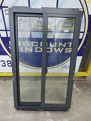Aluminium Sliding Window 1065H x 650W (Item 4545) Monument