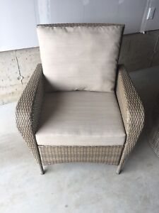 Chair and Table/Stools - Must Go - Can Deliver