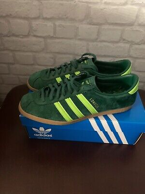 Adidas London Slime - 10.5 - Worn Once ( With Original Box and Tags )