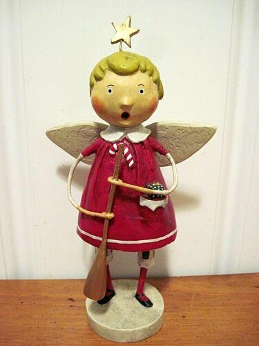 ESC Lori Mitchell NEW Christmas Tis The Season Angel Figure