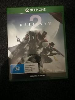 XBOX ONE GAME - DESTINY 2