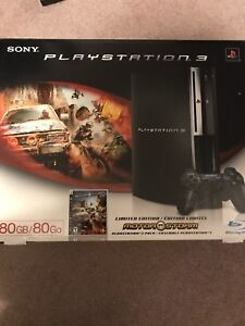 PS3 Limited Edition Motorstorm Pack