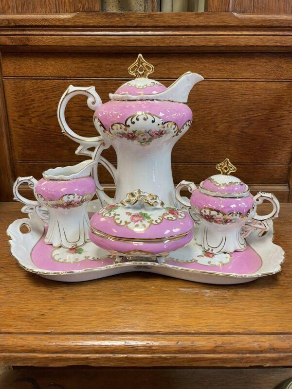 Chocolate/Tea Set Reproduction