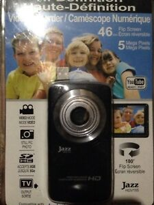 HD video recorder by JAZZ