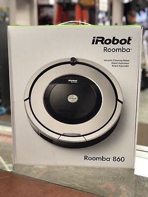 iRobot Roomba 860 Vacuum Cleaning Robot with Accessories in the Original Box