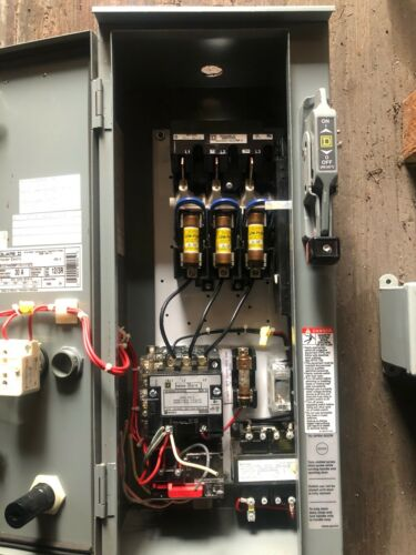 Schneider Electric Disconnect Contactor