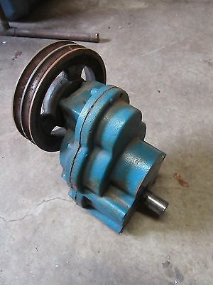 Taylor Ice Cream Soft Serve Machine Gear Reducer Valley 2100-0010a Gear Box